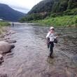 魚野川、垢腐れ&場荒れで厳しい
