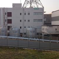 7:14 庭窪浄水場 2017/3/19