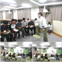 9月29日 大阪府松原市立松原中学校 コーディネーション