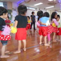 ダンス・ダンス~(^^♪