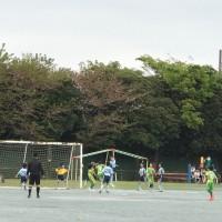 4月22日 第51回 藤沢市少年サッカー選手権(3回戦)