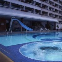 タイ国の安いアパートです。
