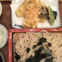西荻窪ランチ 『そば処 玉川』 ・・・申!