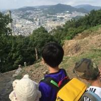 五月山ハイキング2