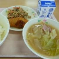 平成28年12月9日(金)給食