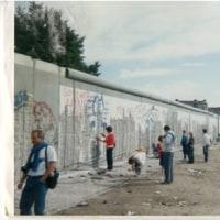ベルリンの壁とメキシコの壁 トランプとメルケル