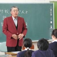 澤村校区長と郡築の未来を語り合おう
