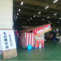 JA紀の里桃山支所 冬の展示会