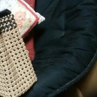 シックな石畳編み