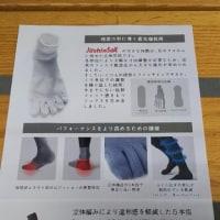Jushin SoX 取扱い始めました。