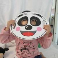 彩芽、2歳の誕生日inHOSPITAL