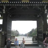 一般公開の京都御所を拝観