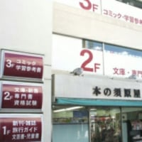 蕨駅前の書店閉店に思う。