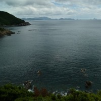 海の春情景