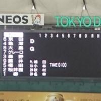 6月25日(日) 神様、仏様、田島様!!