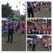 幸町夏祭り。盆踊りです。