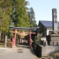 鬼神社/青森県弘前市(Ki Jinja,Hirosaki-shi,Aomori,Japan)
