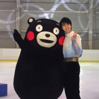 2016年の24時間TV 羽生選手が「被災地に愛を込めて」 くまモンとスケート少女たちと氷上コラボ動画