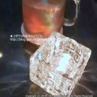 スターライトクルーズバーシリウスでシリアスに「真夏の果クテル」スイカモヒートを♪