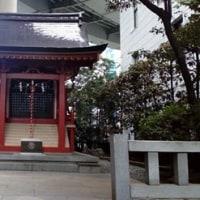 兜神社(中央区日本橋兜町)初訪問 北斗七星も探求予定
