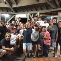 サーフィン海外ジュニアプロ合宿★SHIKOKU  JAPAN