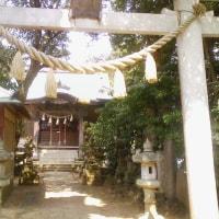 千葉・八千代市  初日の出を拝めそう - 初日の出スポット 飯綱神社(萱田)
