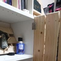 本棚武器庫計画