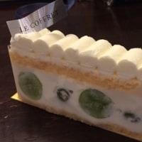 記念日には特別なケーキで