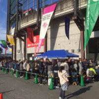 20161023 第27回高崎マーチングフェスティバルです。青空の元・・・無事開催されました。(●^_^●)