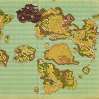 ドラクエ9 宝の地図入口マップ2