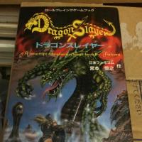 ドラゴンスレイヤーの「ゲームブック」もある。