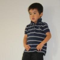 Tっちゃんのハッピバースデー(2才10ヶ月11日)