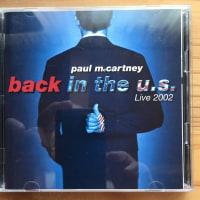 ポールマッカートニーのライブアルバム