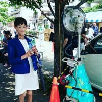 路地を歩いてエコを感がる考える@羽村市環境フェスティバル