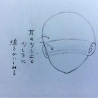 マンガの描き方、女の子編