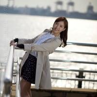中澤菜月さんを撮影させて頂きました。