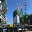 渋谷 変貌。