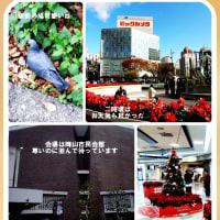 先週岡山で五木ひろし八代亜紀のコンサートに行った