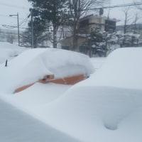 大雪とストーブエラー