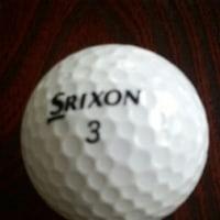 今度は、ゴルフボール