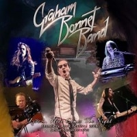Graham Bonnet Band - Live… Here Comes The Night