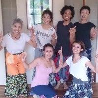 4月23日日曜日、「ツエ先生のアフリカンダンス」です!