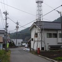 上田市本原大畑の火の見櫓