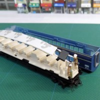 KATOの古い20系客車で特急「日本海」を仕立てる その後