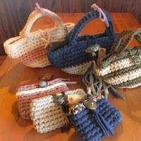 ☆ AZUKIさんの手作りバッグ ☆