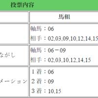 的中!3800円第53回 金鯱賞(GII)