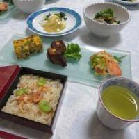 本日はお料理教室~和食~