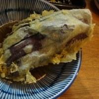 天ぷらを食べたくなった