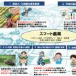 農業への改革進む/スマート農業
