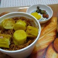【香港小食】 チョイ食い焼きそばセット